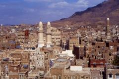 Sana' a il Minareto