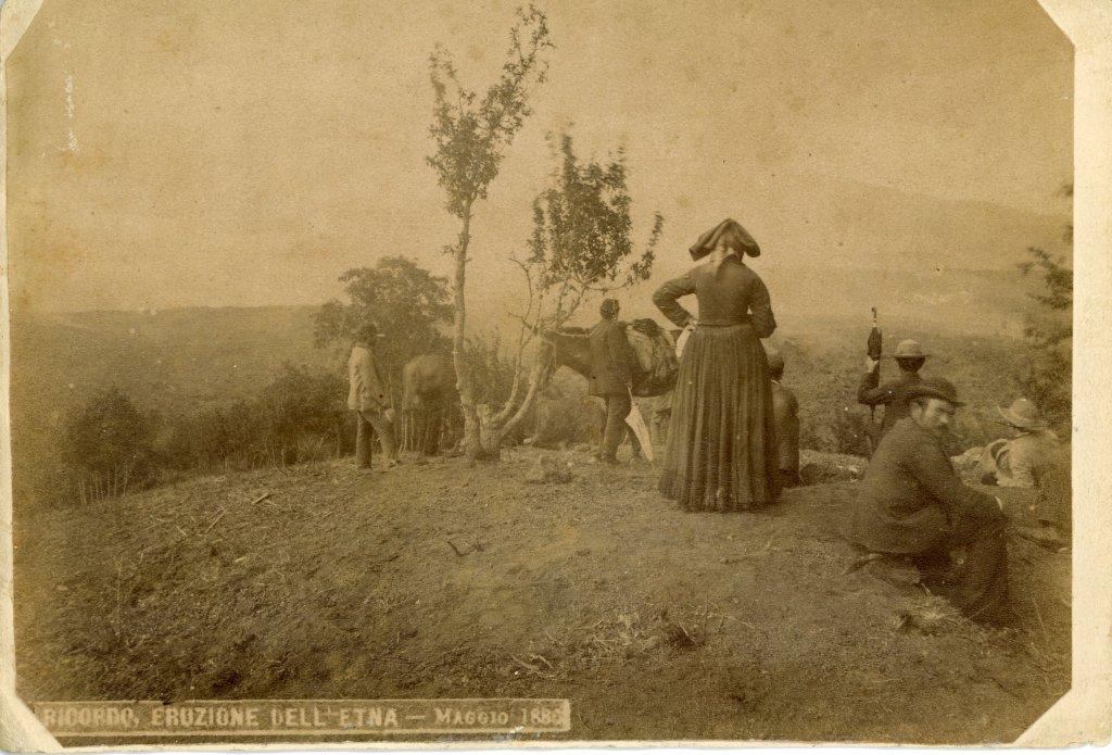 Eruzione Etna 1886-2
